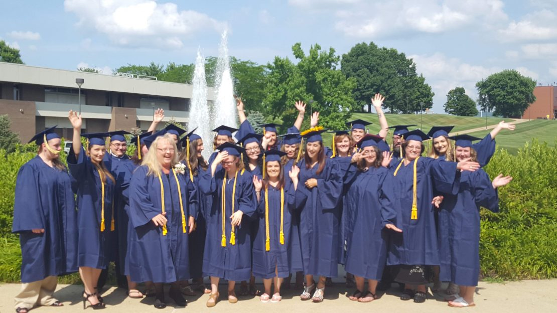 PIHT graduates excited for the next step in their careers.